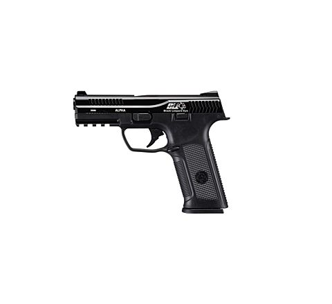 ICS Alpha Black Leopard Eye GBB Airsoft Pistol