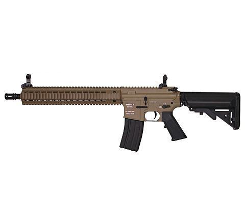 Classic Army Mk13 Full Metal M4 Airsoft Rifle - TAN