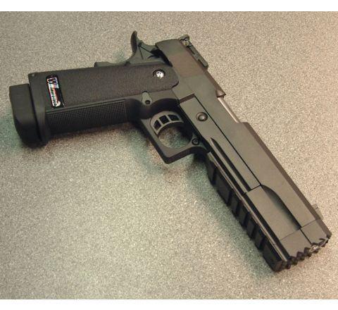 WE Airsoft Hi Capa 5.2R - Full Metal Airsoft Pistol