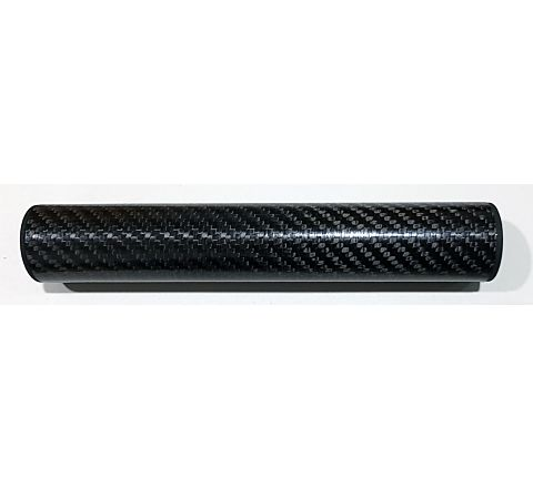 HunterSeeker Armory Carbon Fiber Suppressor