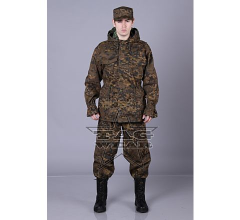 "TAGwear ""Chimera"" Camo Suit (Partizan - M) - Jacket and Trousers"