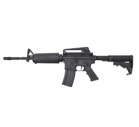 CYMA CM002A1 / CM.002A1 M4A1 Alloy Bodied Airsoft Rifle