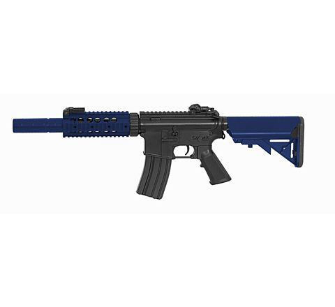 CYMA CM513 / CM.513 RIS Suppressed M4 Two-Tone Airsoft Rifle