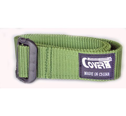 CoverT Duty Belt - Black & Olive