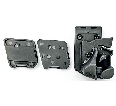 CTM AAP-01 Quick Release Holster - BLACK