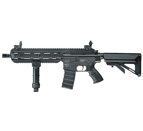 ICS CXP16 Black Long Plastic Airsoft Rifle AEG