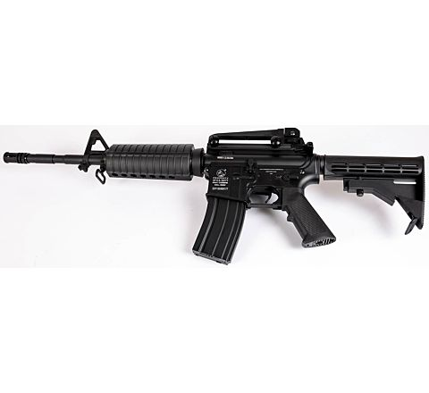 CYMA Colt M4A1 Airsoft Rifle AEG with FREE Magazine - Full Metal