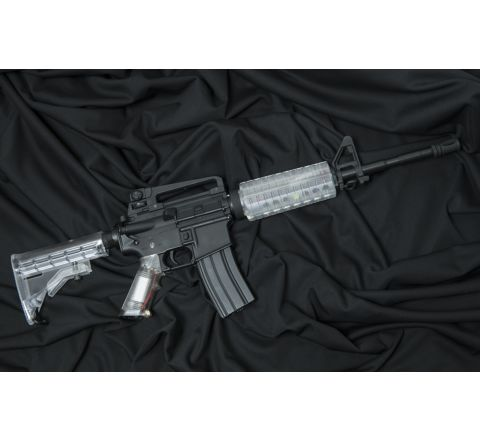 CYMA Colt M4A1 Carbine Airsoft Rifle AEG with FREE Magazine - VCRA Compliant