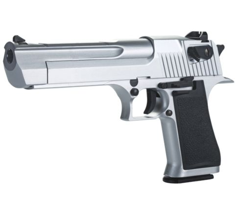 KWC Desert Eagle 50AE CO2 Airsoft Pistol - Stainless