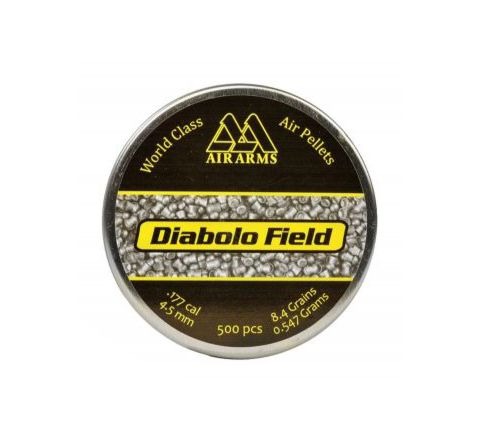 AirArms Diabolo Field .177 / 4.5mm Domed Air Pellets