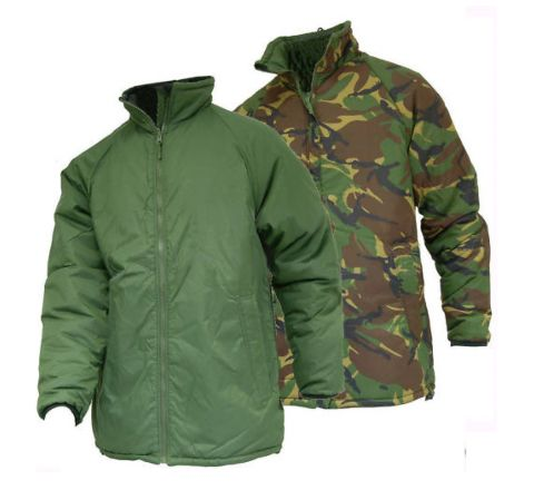 Highlander Pro-Force Griffon Reversible Jacket DPM/OLIVE