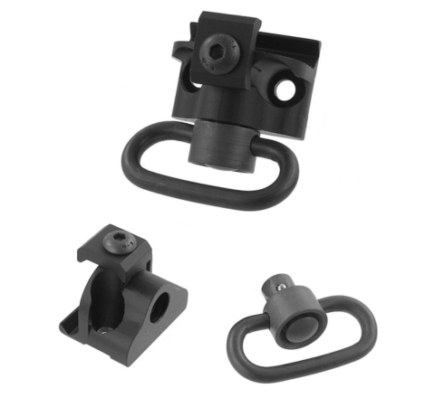 Element M7 Scout light mount - Black