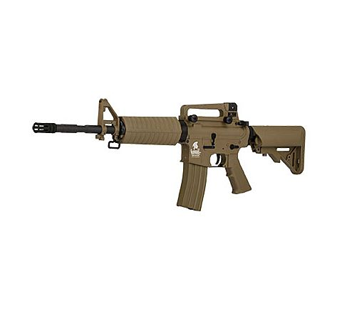 Lancer Tactical Gen 2 M4A1 Airsoft Rifle - TAN