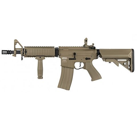 Lancer Tactical Proline Gen 2 Mk18 MOD Airsoft Rifle - TAN