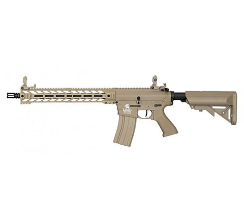 "Lancer Tactical Enforcer Battle Hawk 14"" Airsoft Rifle - Tan"