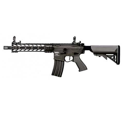 "Lancer Tactical Enforcer Battle Hawk 10"" Airsoft Rifle - Black"