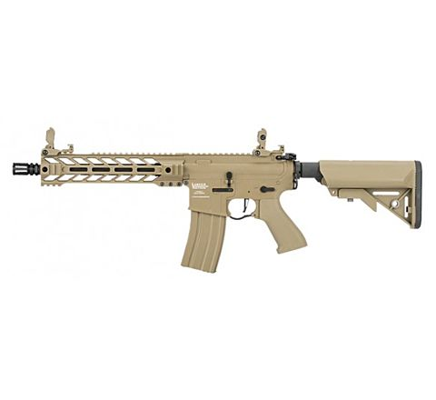 "Lancer Tactical Enforcer Battle Hawk 10"" Airsoft Rifle - Tan"
