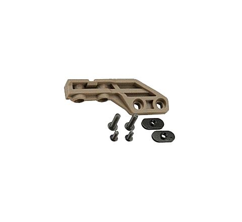 Element Scout Light Mount for MOE Handrails - Tan
