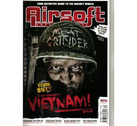 Airsoft International Volume 7 Issue 4 (Aug 2011)