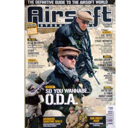 Airsoft International Vol 3 Issue 12 (May 2008)