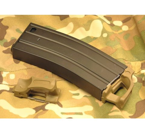 Speed plates for M4/M16 Mags - Tan