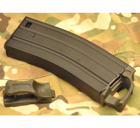 Speed plates for M4/M16 Mags - Olive Drab