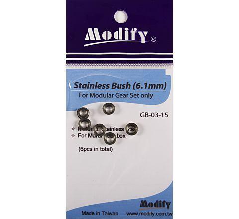 Modify Modular Gearset Bushes / Bushings