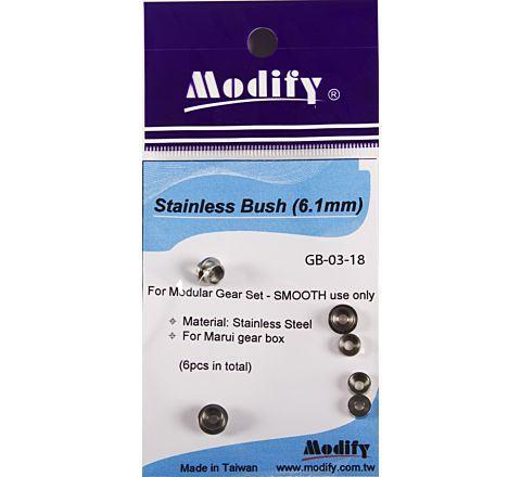 Modify Smooth Gearset Bushes / Bushings