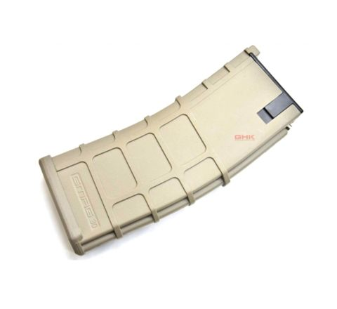 GHK G5 38rd Green Gas Magazine (TAN)