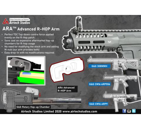 Airtech Studios G&G Rotary ARA Advance R-HOP Arm
