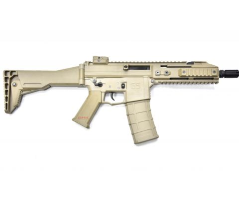 GHK G5 GBB Airsoft Rifle - TAN