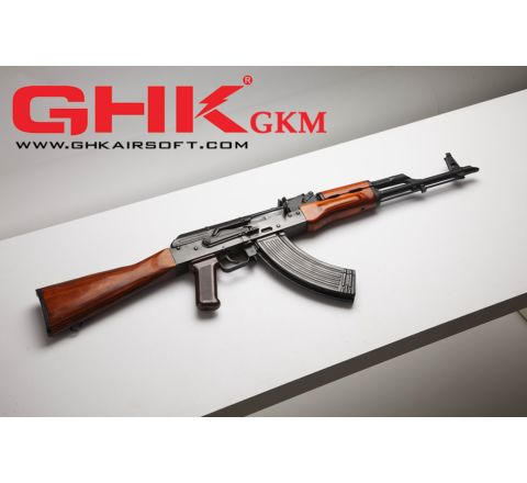 GHK AKM GBB Airsoft Rifle