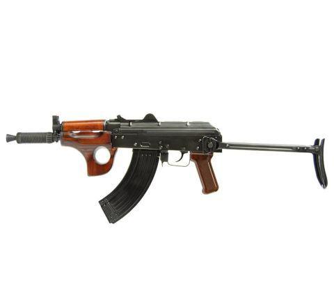 GHK AKMSU GBB Airsoft Rifle