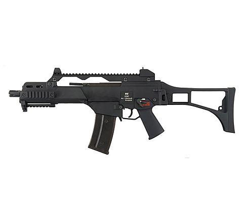 WE Airsoft G39C Open Bolt GBB (Gas Blowback) Airsoft Rifle