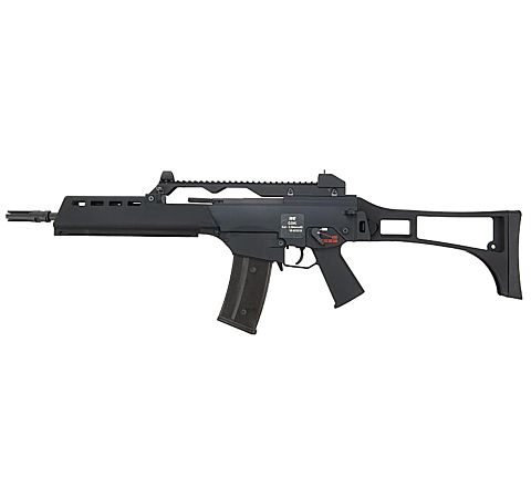 WE Airsoft G39K Open Bolt GBB (Gas Blowback) Airsoft Rifle