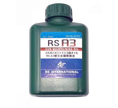 Real Sword A3 Gun Maintaining Oil 95ml Bottle