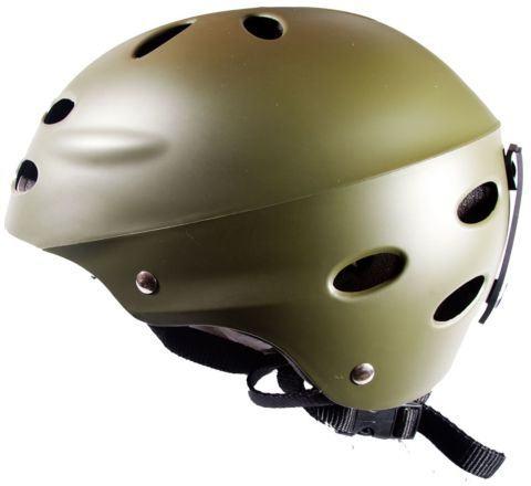 Replica Delta Forces/SF/USAF helmet OLIVE