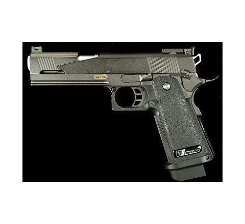 WE Airsoft Hi Capa 5.1 Black Dragon A-Type GBB Airsoft Pistol.