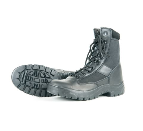 Highlander Delta Boots - Black
