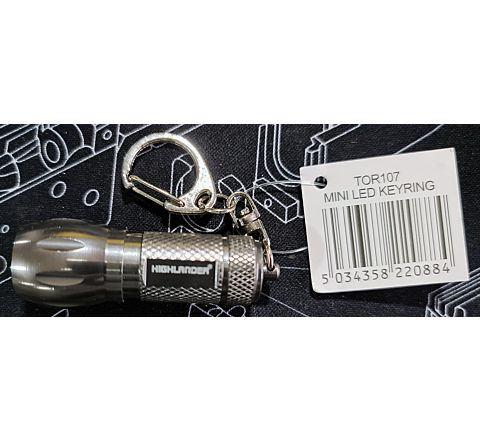 Highlander Mini LED Keyring