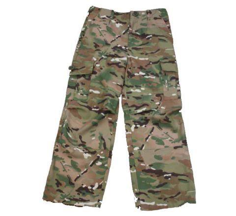 Kids HMTC Multicam Combat Trousers
