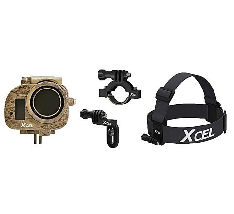 XCEL Hunting Accessory Pack - Camo