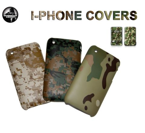 Silverback iPhone 3G/3GS cover