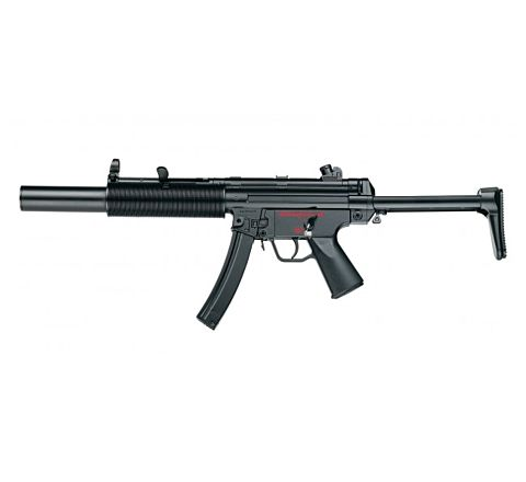 ICS MX5 SMG-5 SD6 Retractable Stock Metal Bodied Airsoft SMG AEG