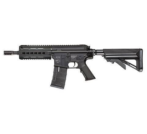 ICS CXP 15K Crane Stock Lightway Airsoft Rifle - Black