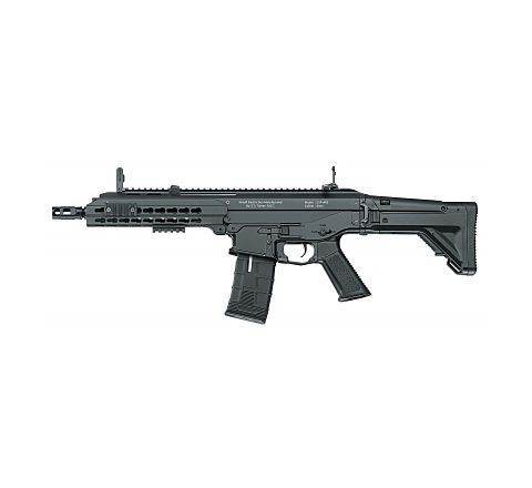 ICS CXP APE EBB (Electric Blow-Back) CQB Short Airsoft Rifle - Black