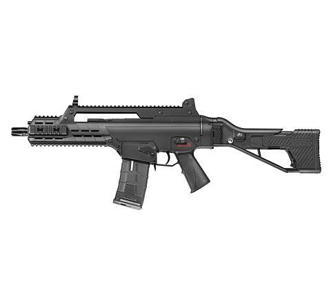 ICS AAR SFS Stock (G33) Airsoft Rifle - Black