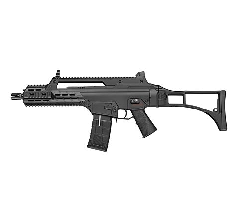ICS AARF (G33F) Airsoft Rifle - Black