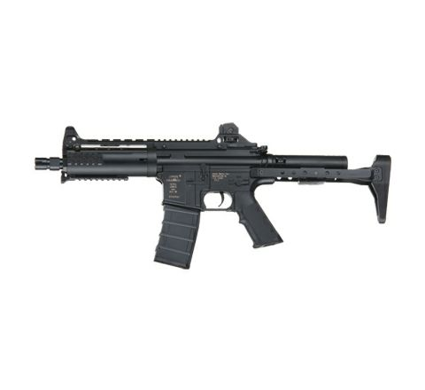ICS CXP08 Concept Airsoft Rifle Black Plastic AEG