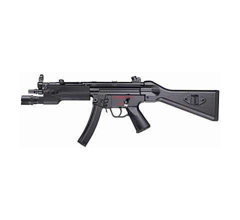ICS MX5 SMG-5-A4 Plastic Body with Flashlight Airsoft SMG AEG